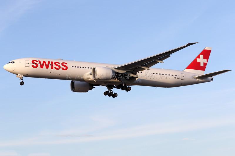 HB-JNC | Boeing 777-3DE/ER | Swiss International Air Lines
