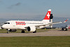 HB-JBB | Bombardier CSeries CS100 | Swiss International Airlines