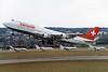 HB-IGD | Boeing 747-357 | Swissair