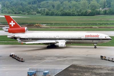 HB-IWH | McDonnell Douglas MD-11 | Swissair