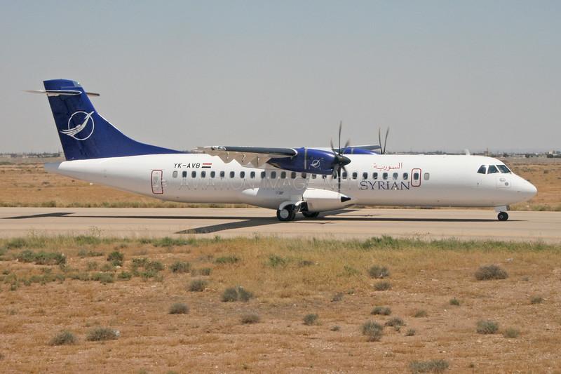 YK-AVB | ATR 72-212A | Syrian Air