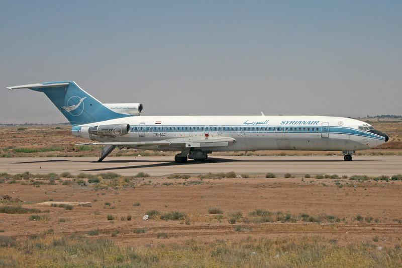 YK-AGC | Boeing 727-294 | Syrian Air