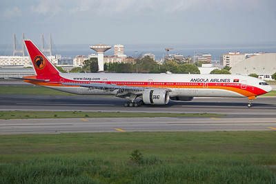 D2-TEJ | Boeing 777-3M2/ER | TAAG Angola Airlines