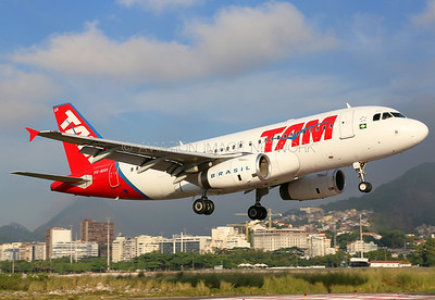 PR-MAN | Airbus A319-132 | TAM