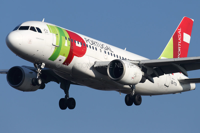 CS-TTA | Airbus A319-111 | TAP Air Portugal