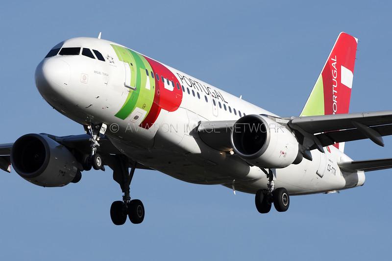 CS_TTK   Airbus A319-111   TAP Air Portugal