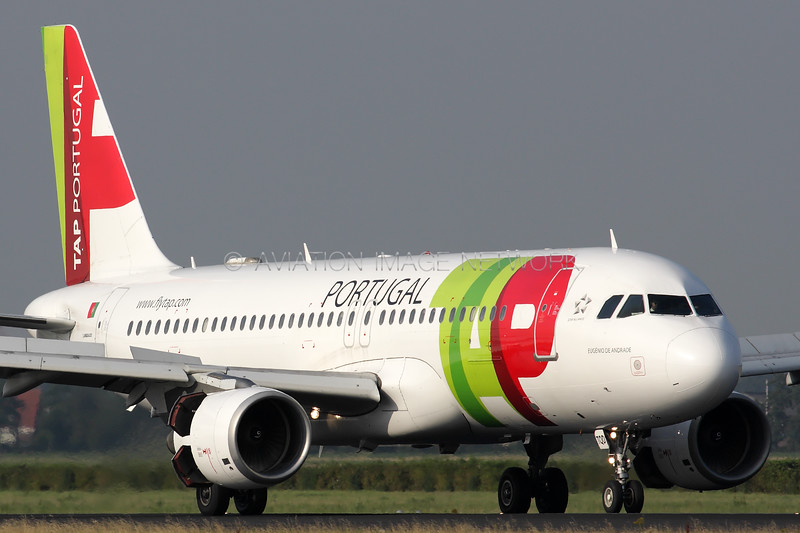 CS-TQD | Airbus A320-214 | TAP Air Portugal