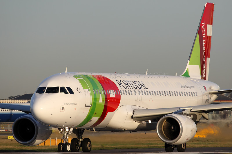 CS-TNS | Airbus A320-214 | TAP Air Portugal