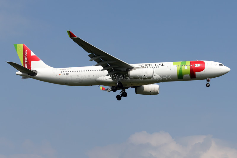 CS-TOX | Airbus A330-343 | TAP Air Portugal