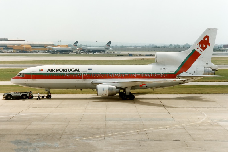 CS-TEF | Lockheed L1011 Tristar 500 | TAP Air Portugal