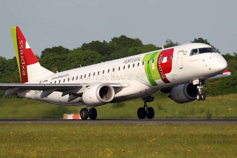 CS-TPS | Embraer ERJ-190/LR | TAP Express