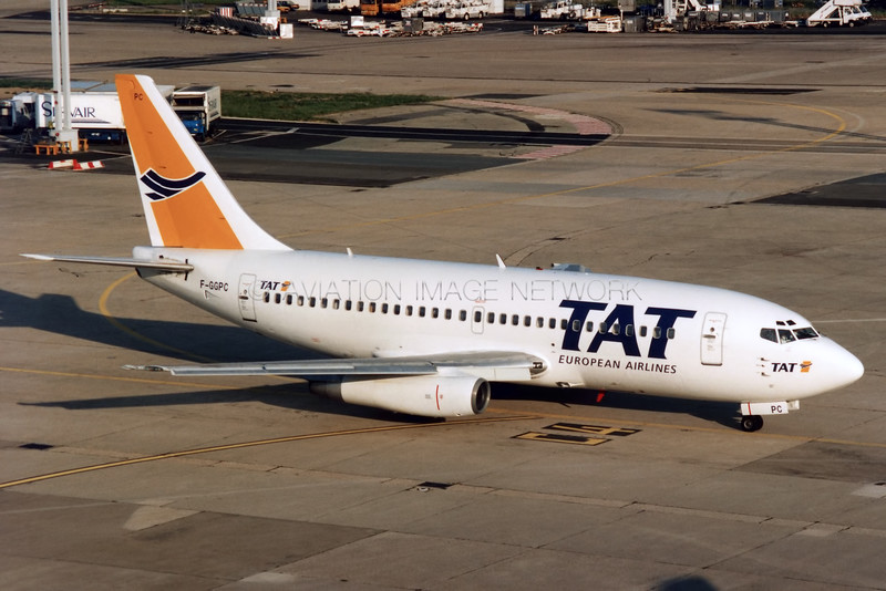 F-GGPC | Boeing 737-204QC | TAT European Airlines