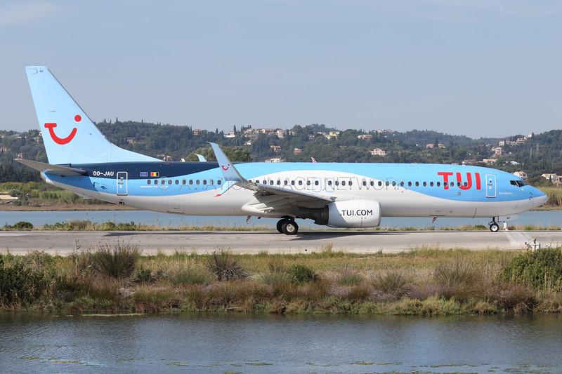 OO-JAU   Boeing 737-8K5   TUI Airlines Belgium