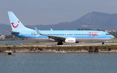OO-JAH   Boeing 737-8K5   TUI Airlines Belgium