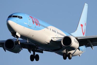 OO-JAY   Boeing 737-8K5   TUI Airlines Belgium