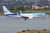 G-FDZT | Boeing 737-8K5 | TUI Airlines UK
