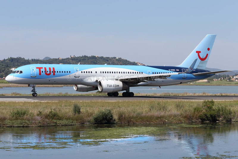 G-OOBG | Boeing 757-236 | TUI Airlines UK