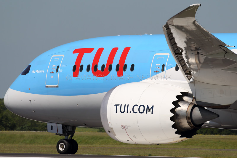 G-TUII | Boeing 787-8 Dreamliner | TUI Airlines UK