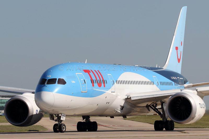 G-TUIG   Boeing 787-8   TUI Airlines UK