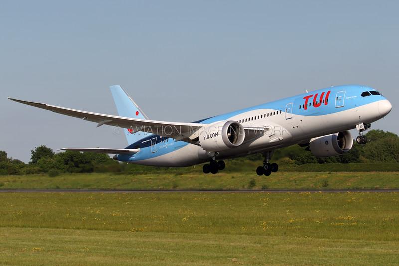 G-TUID | Boeing 787-8 | TUI Airlines UK