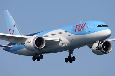 G-TUII   Boeing 787-8   TUI Airlines UK