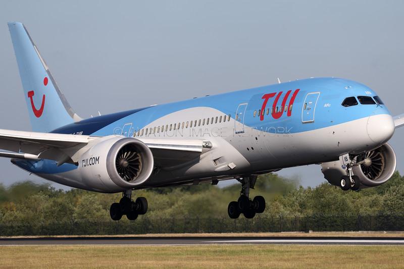 G-TUIB | Boeing 787-8 | TUI Airlines UK