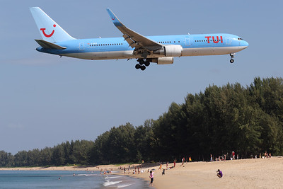 G-OBYK | Boeing 767-38A/ER | TUI Airlines UK