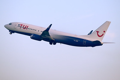 YR-BMD | Boeing 737-85F | TUI Airlines Netherlands (Blue Air)
