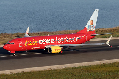 D-ATUH | Boeing 737-8K5 | TUIfly