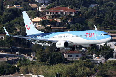 D-ABAG | Boeing 737-86J | TUIfly