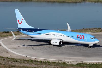 D-ATYA | Boeing 737-8K5 | TUIfly