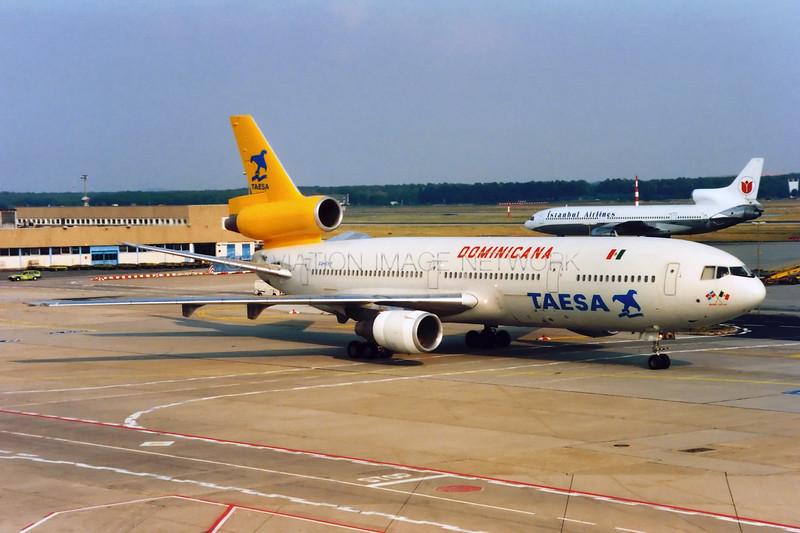 XA-SYE | McDonnell Douglas DC-10-30 | TAESA | Dominicana