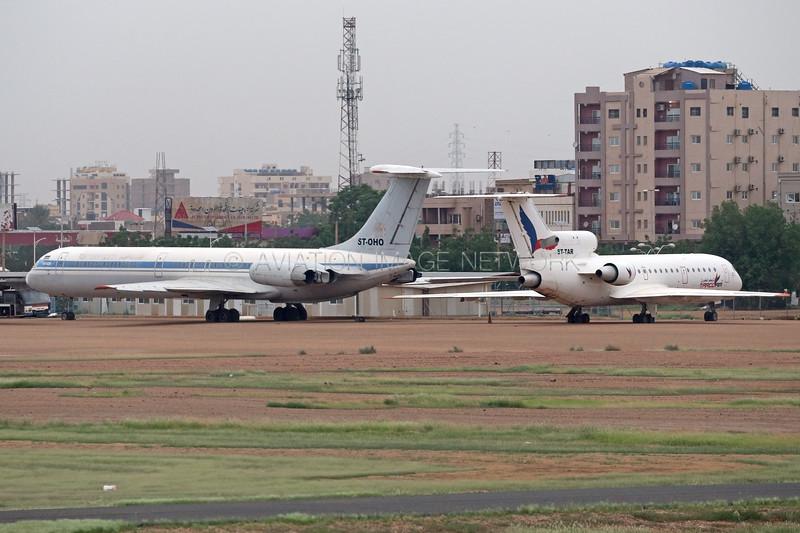 ST-TAR | Yakovlev Yak-42 | Tarco Air | ST-OHO | Ilyushin Il-62 | Forty Eight Aviation