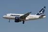 YR-ASA | Airbus A318-111 | Tarom