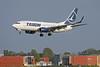 YR-BGI | Boeing 737-78J | Tarom