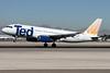 N483UA | Airbus A320-232 | Ted