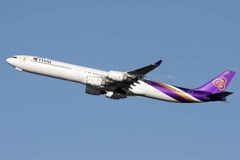 HS-TNE | Airbus A340-642 | Thai Airways