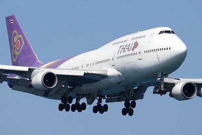 HS-TGO   Boeing 747-4D7   Thai Airways