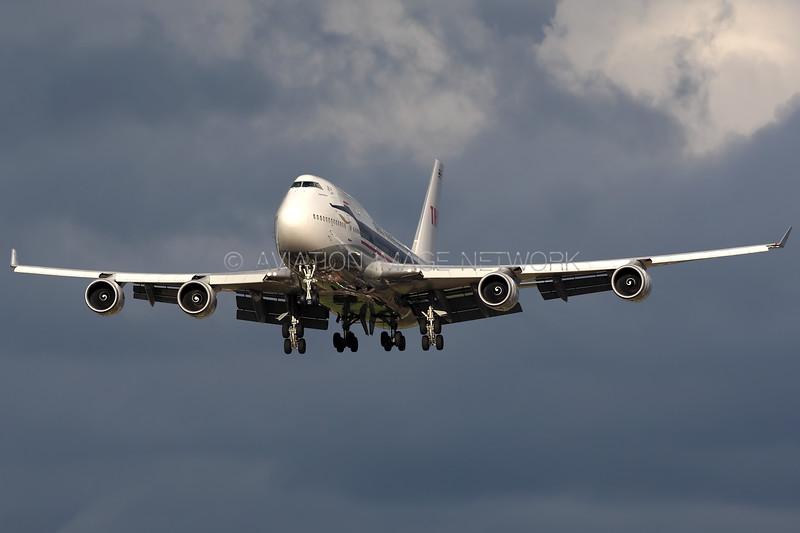 HS-TGP   Boeing 747-4D7   Thai Airways