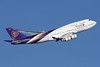HS-TGO | Boeing 747-4D7 | Thai Airways