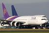 HS-TJF | Boeing 777-2D7 | Thai Airways