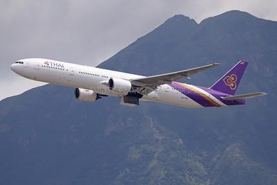 HS-TKB | Boeing 777-3D7 | Thai Airways