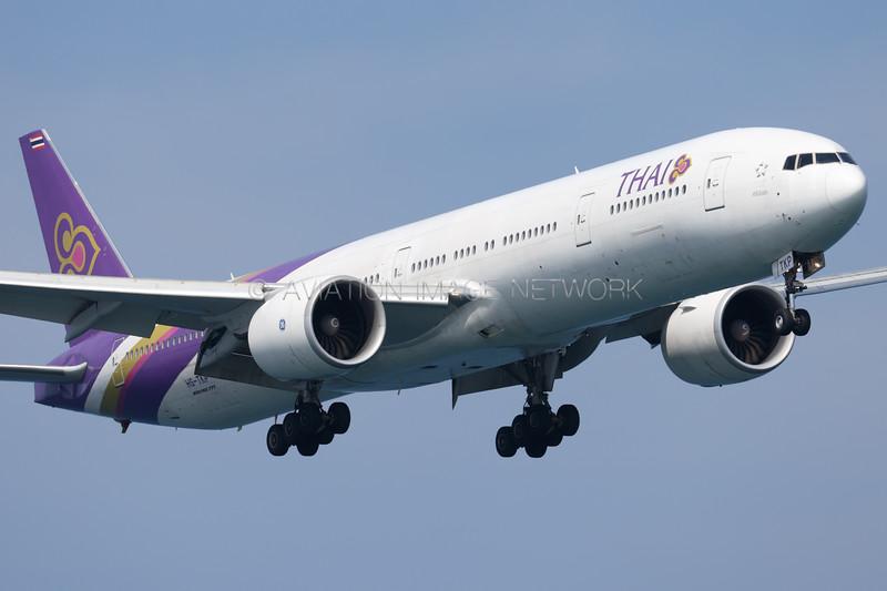 HS-TKP | Boeing 777-3AL/ER | Thai Airways