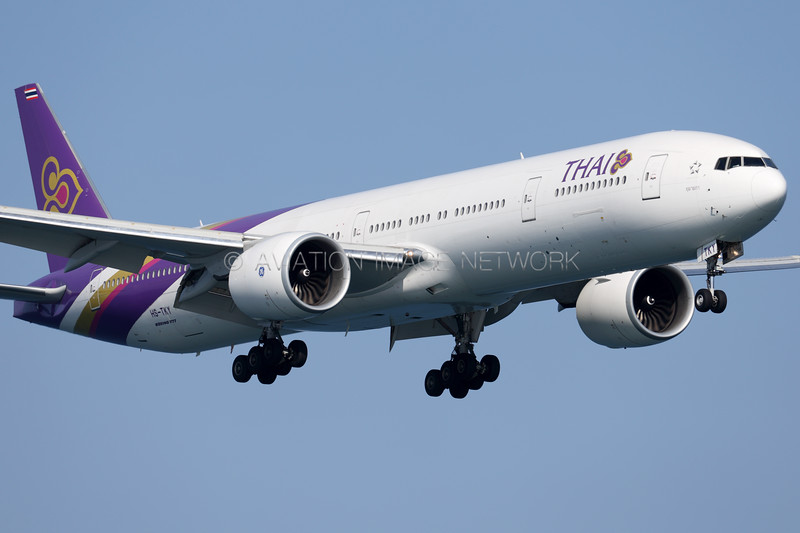 HS-TKY | Boeing 777-3D7/ER | Thai Airways