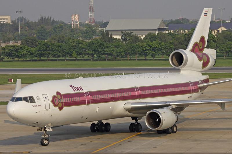 HS-TME   McDonnell Douglas MD-11   Thai Airways