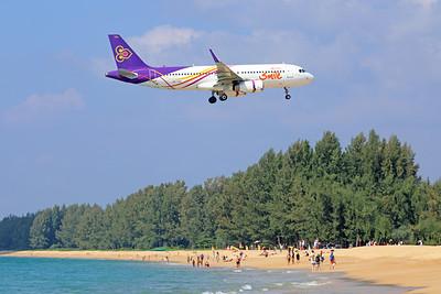 HS-TXG | Airbus A320-232 | Thai Smile