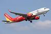 HS-VKC | Airbus A320-214 | Thai VietJet Air