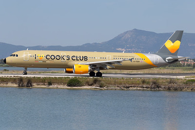 G-TCDV | Airbus A321-211 | Thomas Cook Airlines