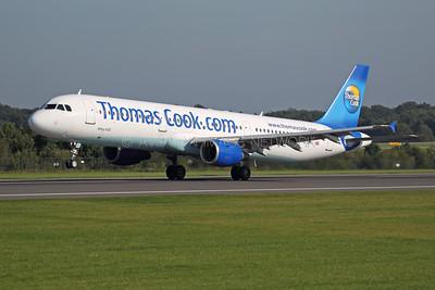 G-OMYJ   Airbus A321-211   Thomas Cook