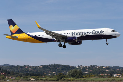 G-TCVC | Airbus A321-231 | Thomas Cook Airlines